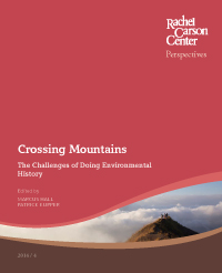 Book: Crossing Mountains